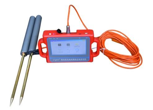 detector de agua